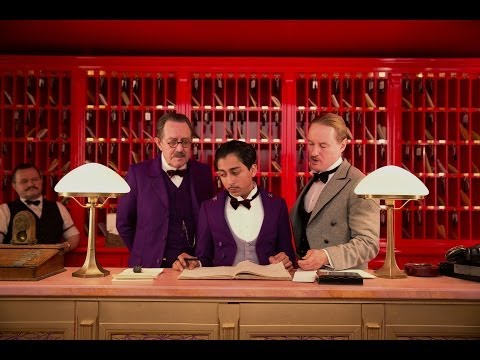 The Grand Budapest Hotel : Bande annonce [Officielle] VF HD