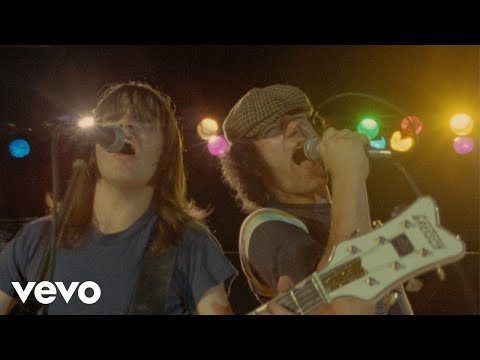 You Shook Me All Night Long Lyrics – AC/DC