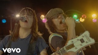 AC/DC - You Shook Me All Night Long.