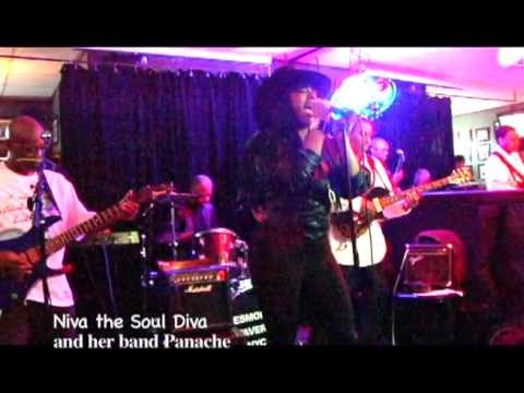 Niva and her band Panache - HOT Live Rock n Soul