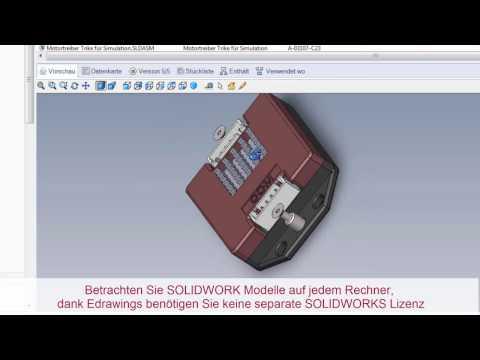 SOLIDWORKS - von der Idee zum Produkt: Teil 2 PDM