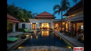 Sai Taan | Brand New 4 Bedroom Pool Villa for Sale at Laguna, Phuket