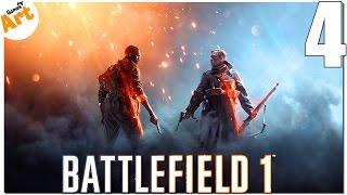 Прохождение Battlefield 1 [HARD] - 4 - Пробный полёт