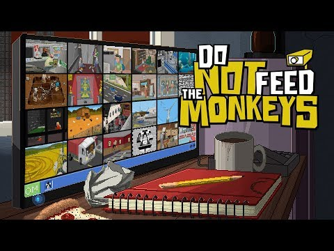 """Do Not Feed the Monkeys"" -  Trailer thumbnail"