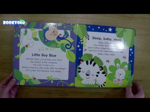 Видео обзор Fisher Price Lullabies and Nursery Rhymes With CD