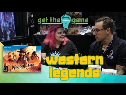 Get the Game - Western Legends