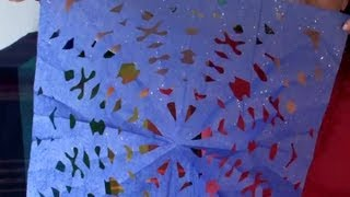 How to Make Mexican Papel Picado : Festive Decorations