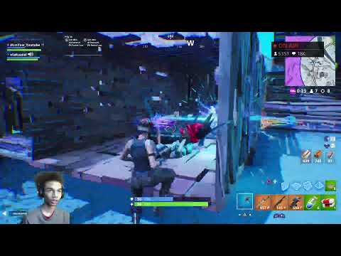 Best Solo Player on Fortnite | Best Shotgunner on PS4 | 2810+ Solo Wins