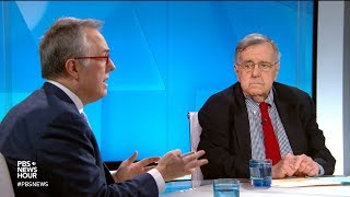 Shields and Gerson on Mattis' resignation, congressional stalemate