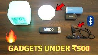 Unique Gadgets Under Rs500 | Part 7 | Tech Unboxing 🔥