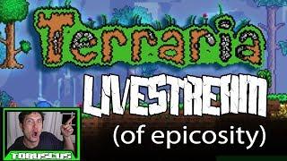 Let's Play TERRARIA AGAIN!