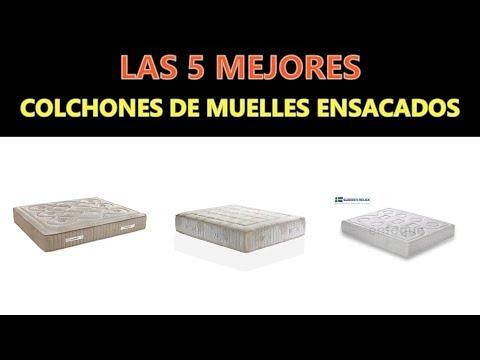 Mejores Colchones De Muelles Ensacados 2018