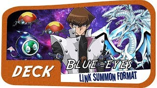 Gambar cover Please Ban Level Eater | Blue-eyes Eater Link Format 2018 (Deck Profile and Combos)
