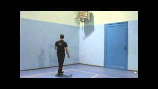 Francesco Caspani-A Blue Door