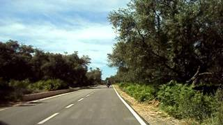 preview picture of video 'me motor south Albania Himare - Jal (june 2011) Part 3'