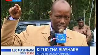 Kituo cha biashara kujengwa Mai Mahiu mwisho wa mwaka