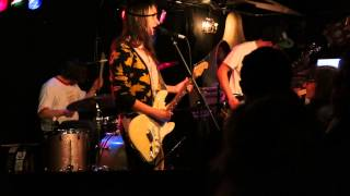 Speedy Ortiz - The Graduates - Live at The Space