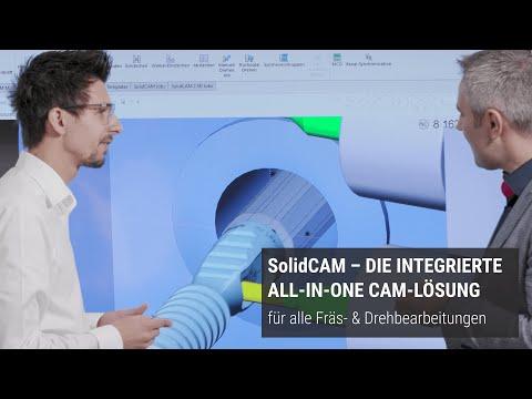 SolidCAM 2020 Advanced MillTurn
