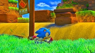 SONIC FORCES Gameplay Trailer (2017)