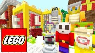 *RARE* LEGO STORE VISIT! | Nintendo Fun House | Minecraft Switch [281]