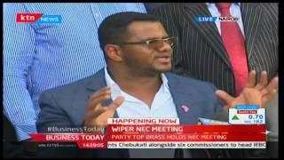 Senator Omar Hassan affirms that Wiper cannot contradict CORD