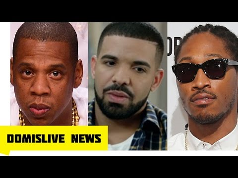 HUGE RAP BEEF! (Drake Vs Jay Z, Future Vs Desiigner, Lil Wayne, Birdman, Kanye West, Lil Uzi Vert)