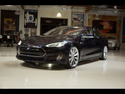 2012 Tesla Model S Quick Look