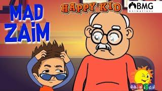 Happy Kid | Mad Zaim  | Episode 180 | Kochu TV | Malayalam | BMG