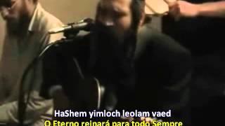 HaShem Melech (Legendado) - Yosef Karduner
