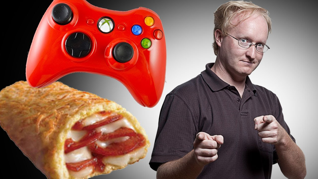 This Xbox 360 Controller Dispenses Hot Pockets