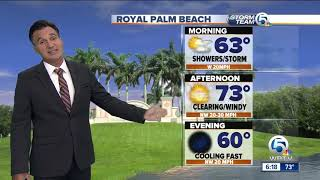 South Florida weather 1/19/19