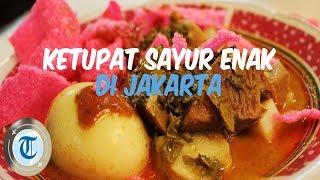 Kuliner Ketupat Sayur Enak di Jakarta, Ada yang Sudah Buka Sejak 1976