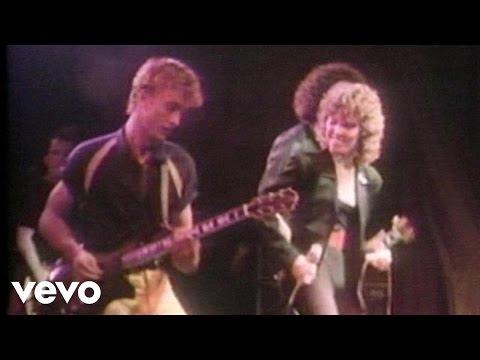 Pat Benatar - I Need A Lover (Live)