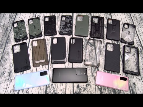 External Review Video LoITnEUVRD0 for Samsung Galaxy S20 Plus Smartphone