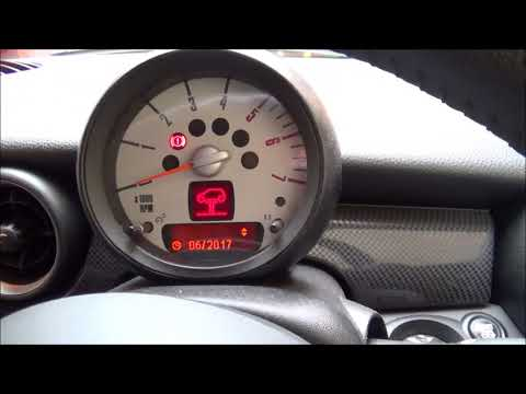 How to Reset the Service Light on a 2013 Mini Cooper SD