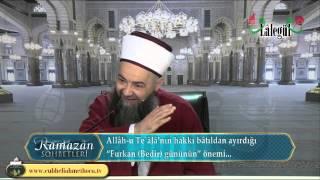 Ramazan Sohbetleri 2015 - 16. Bölüm