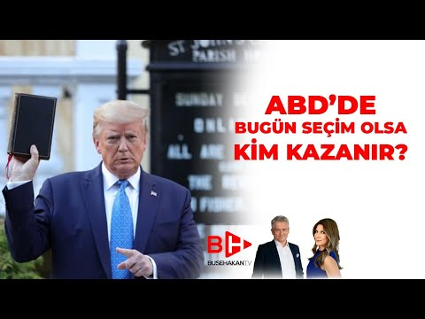 ABD'de bugün seçim olsa kim kazanır? Biden ile Türkiye-ABD ilişkileri ne olur?