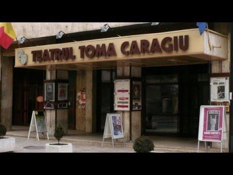 Spectacolele Teatrului Toma Caragiu pot fi urmărite pe Facebook! Plătești cât vrei