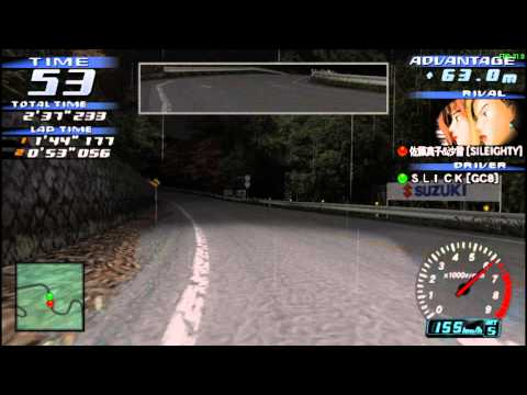 Steam Community :: Video :: [PPSSPP] Initial D: Street Stage