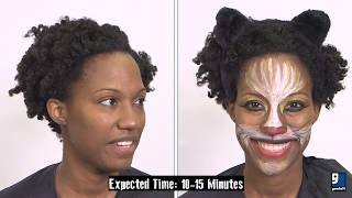 Makeup Tutorial: Cat