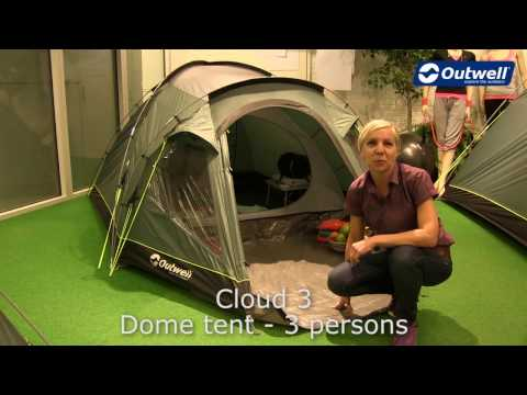 1d31414f8dc Триместна палатка Outwell Cloud 3 модел 2018   Палатки ...