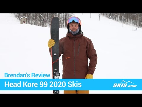 Video: Head Kore 99 Skis 2020 3 40