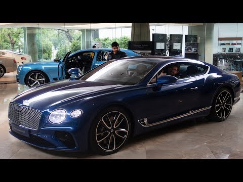 HERE'S WHY THE NEW 2018 BENTLEY CONTINENTAL GT IS WORTH $300,000!!