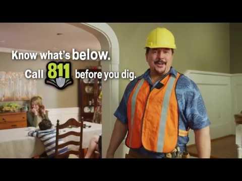 811 Call Before You Dig - Spokesperson and Celebrity Auctioneer Tom DiNardo
