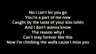 """Climbing The Walls"" Backstreet Boys (Lyrics/Karaoke) Album: Never Gone"