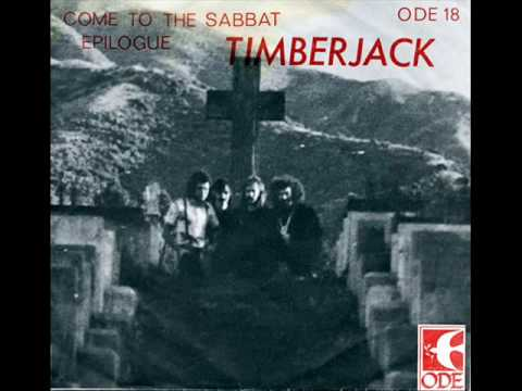 Timberjack - Come To The Sabbat online metal music video by TIMBERJACK