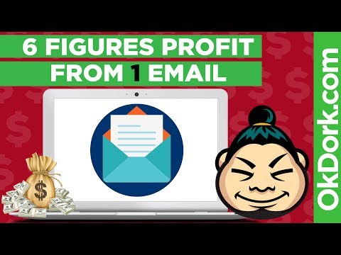 How to Make Money Online: Email Marketing Tips We Used to Make $100,000+