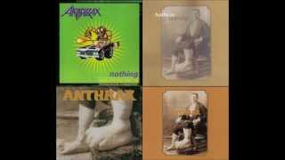 ANTHRAX  - Nothing ( Promo Single)