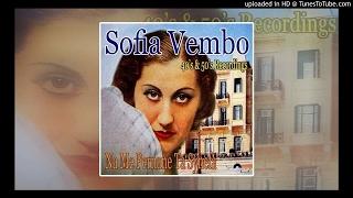 Sofia Vembo - Oso S Agapo Den M Agapas