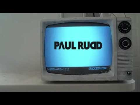 Paul Rudd - Night & Day